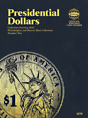 P&D - Presidential Dollar Folder Volume II 2012-