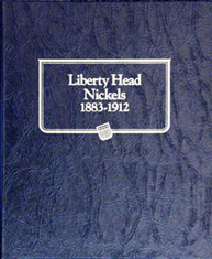Liberty Nickel Album 1883-1912