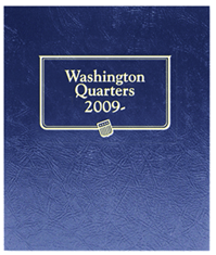 Statehood Quarters Album 2009, P&D&S