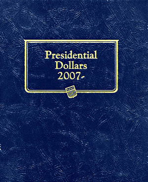 Presidential Dollar Album (1 Slot Per MM)