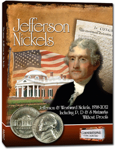 Coin Album - Jefferson Nickel 1938-2012