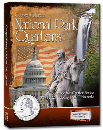 Coin Album - National Park Quarters Album 2010-2021. P&D