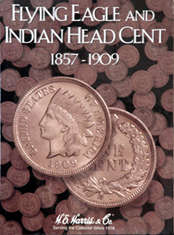 Flying Eagle and Indian Cent Folder