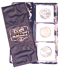 1940 12 Pocket Coin Wallet