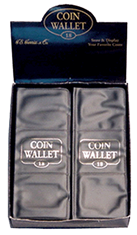 1941 18 Pocket Coin Wallet