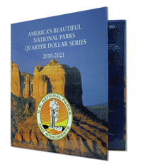 Lighthouse National Park Quarter Folder