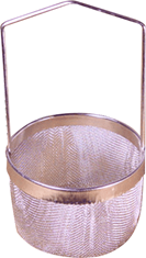 Small Dipping Basket - 2 1/2 Inch