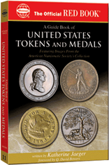 Guide Book of Tokens and Medals - Red Book
