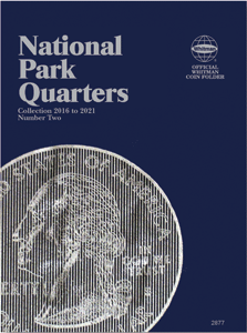 National Park Quarter Folder P&D No. 2 2016-2021