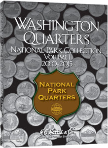 National Park Quarter Folder 2010-2015 Vol I