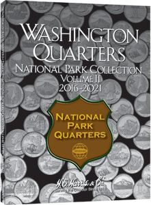 National Park Quarter Folder 2016-2021 Vol II