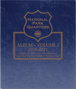 National Park Quarters Album - Vol. II