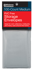 PVC-Free Poly Envelopes - Medium