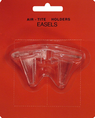 Clear Easels - Retail Pack