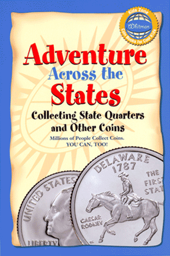 Adventures Across the States, Collecting State Quarters and Others Coins