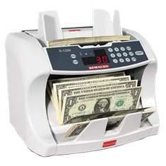 Semacon Bank Grade Currency Counter S-1200