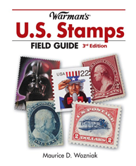 Warmans U.S. Stamps Field Guide 3rd Edition