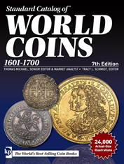 Standard Catalog of World Coins 1601-1700 7th Edition