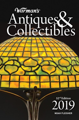 2019 Warmans Antiques & Collectibles, 52nd Edition