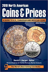 2019 North American Coins & Prices - 28th Edition
