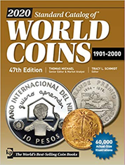 2020 Standard Catalog of World Coins 1901-2000 47th Edition