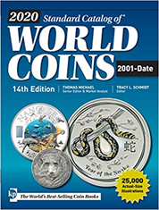 2020 Standard Catalog of World Coins 2001-Date 14th Edition