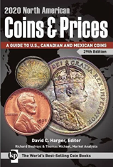 2020 North American Coins & Prices - 29th Edition