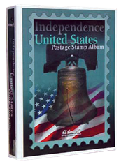 Independence Stamp Binder (US)