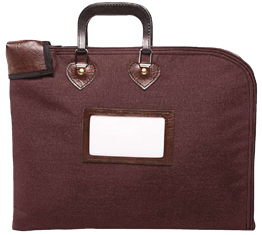 Locking Fire Block Briefcase 18x14