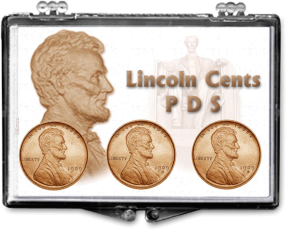 Lincoln Cent PDS Set