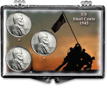 Steel Cents - Iwo Jima