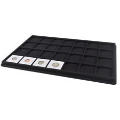 (28)-Black 2x2 Universal Display Tray for Dealer
