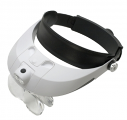 Easy Eyes Head Magnifier With head Strap