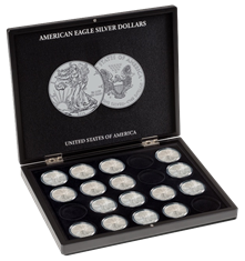 Collector Box - American Silver Eagles