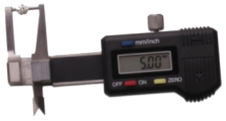 Digital Pocket Gem Gauge