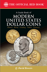 Guide Book of Modern United States Dollar Coins