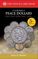Guide Book of Peace Dollars, Revised 3rd edition