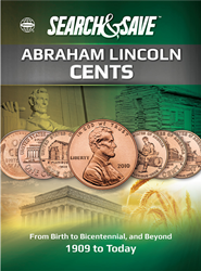 Whitman Search And Save - Abraham Lincoln Cents
