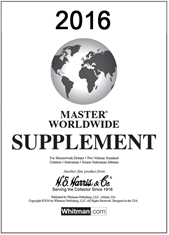 2016 Master World Supplement