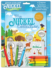 Design Your Own Nickel Folder: My Nickel Collection