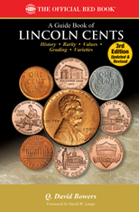 Guide Book of Lincoln Cents, 3rd Edition