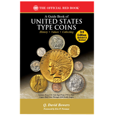 Guide Book of United States Type Coins, 3rd Edition