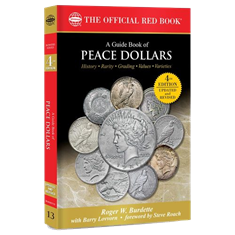 Guide Book of Peace Dollars 4th ed