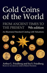Gold Coins of the World, 9th Edition