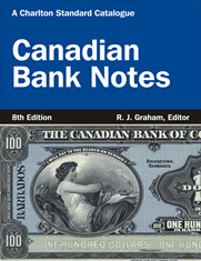 Canadian Bank Notes, 8th Edition