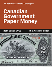 Canadian Government Paper Money, 28th Edition