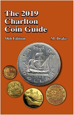 2019 Charlton Coin Guide 58th Edition