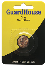 Dime Direct Fit Guardhouse Capsule - Retail Card