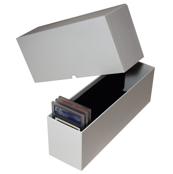 PSA Graded Card Storage Box - Holds 25